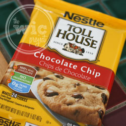 Nestle Toll House Chocolate Chip Refrigerated Cookie Dough