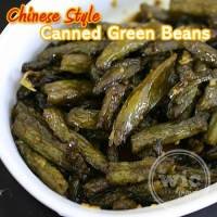 Delicious Chinese-Style Canned Green Beans