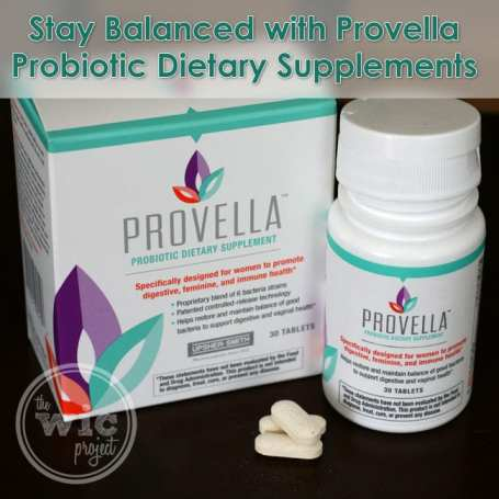 Provella Probiotic Dietary Supplement