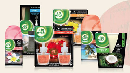 Air Wick National Park Collection Products