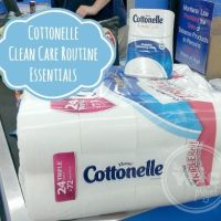 The Cottonelle Clean Care Routine - Not Just for Bathrooms #CottonelleRoutine #cbias