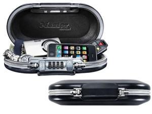 Master Lock 5900D SpaceSafe Portable Safe
