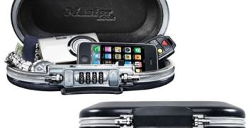 Keep Your Backpacks Secure with Master Lock