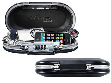 Master Lock 5900D SpaceSafe Portable Safe