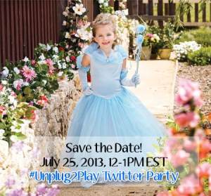 #Unplug2Play Twitter Party