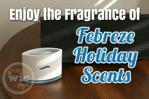 Febreze Holiday Scents