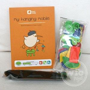 Kiwi Crate Hanging Mobile Kit