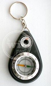 The Handy Box - Compass Keychain
