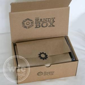 The Handy Box - Opened Box