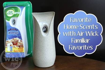 Air Wick Familiar Favorites Spray