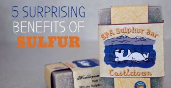 5 Surprising Benefits of Sulfur