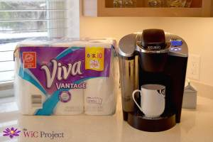 Holiday Coffee Bar - Viva Paper Towels