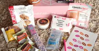 The PMS Package – A Truly Pampering Period Box