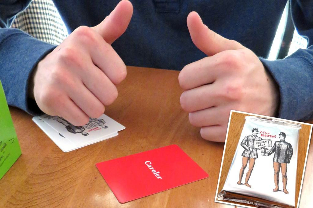 Have Hilarious Holiday Game Nights with Utter Nonsense!