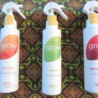 Freshen Your Home with Plant-Based Grow Fragrance Air+Fabric Freshener