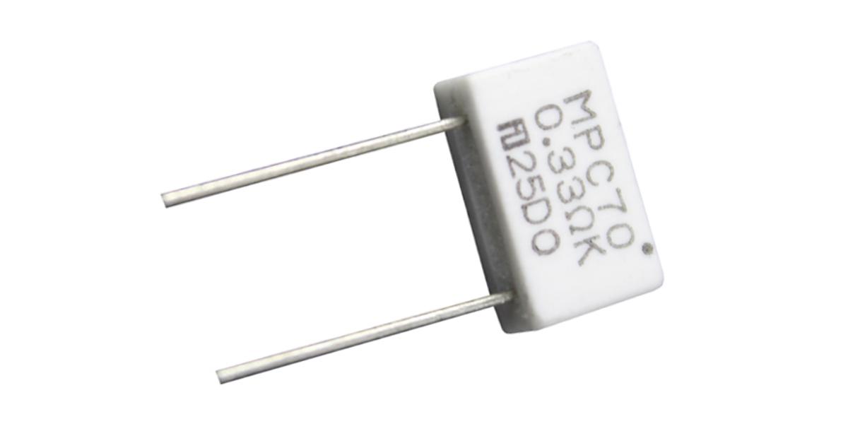 Special resistors
