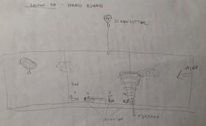 Level Sketch: Turnie Burnie