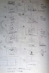 Design sketch: INTRO