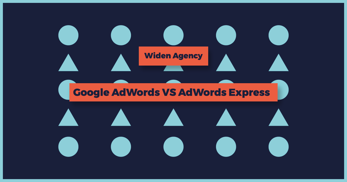 AdWords vs AdWords Express