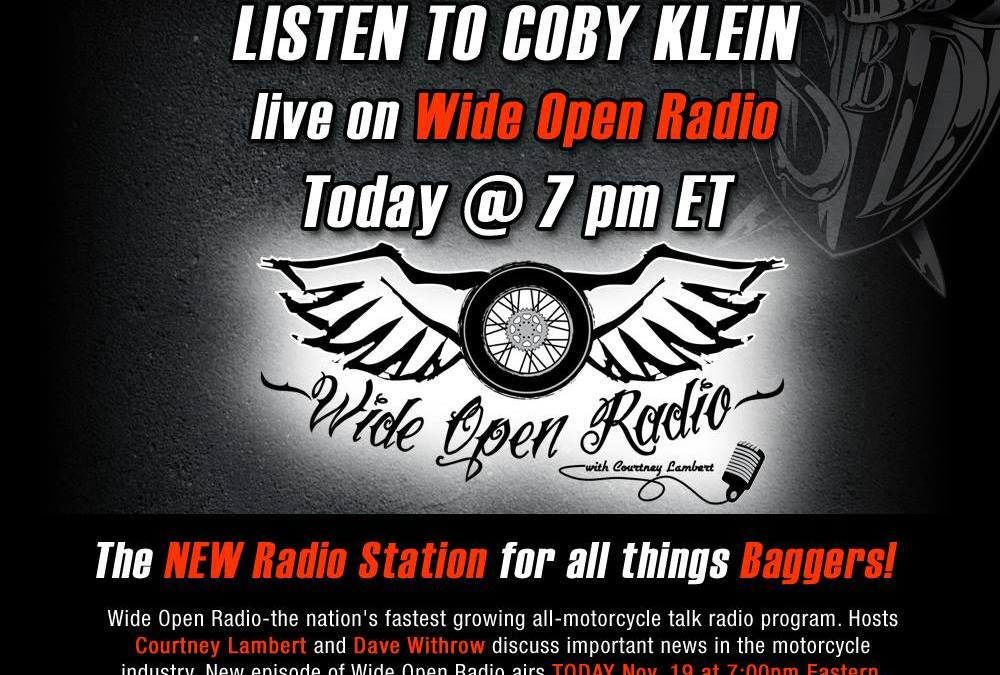 New Episode Alert – Coby Klein of Speed By Design