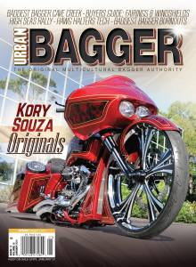 Jacob Urban Bagger Cover