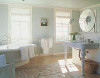 Installing Hardwood Floors In a Bathroom