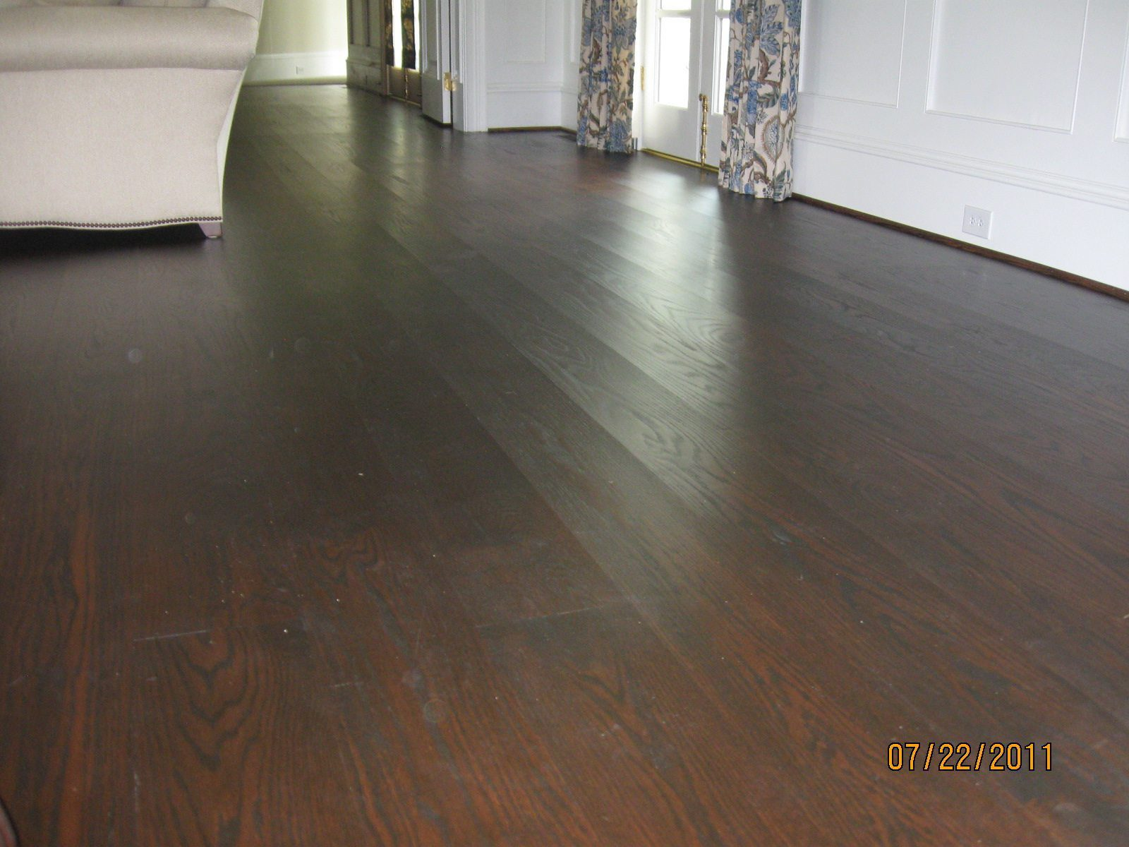 Wide Plank Red Oak Fit in Perfect With South Carolina