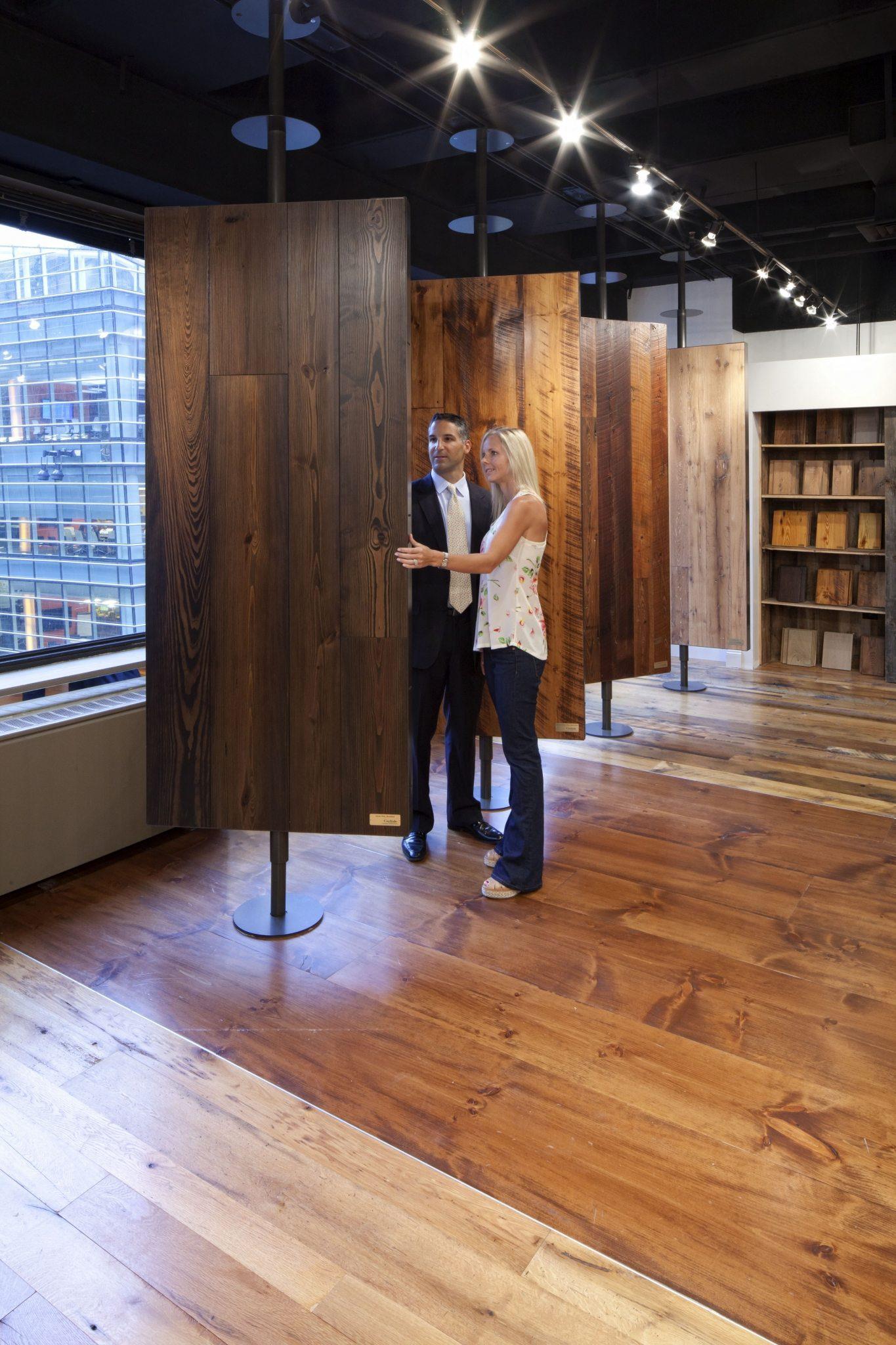 Showrooms  Carlisle Wide Plank Floors
