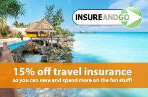 Insure and Go travel insurance