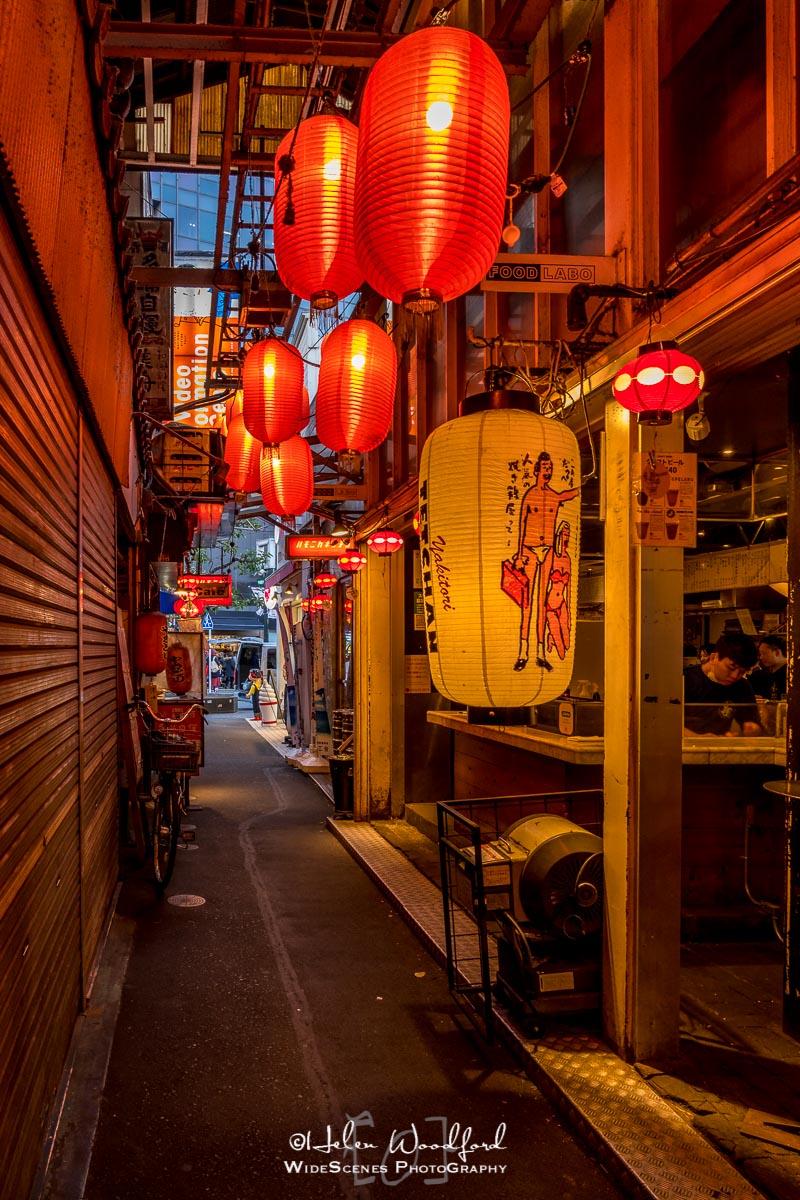 Harmonica Alley, Kichijoji, Tokyo