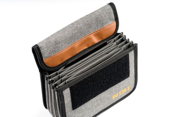 NiSi 100mm Filter Pouch PLUS for 9 Filters