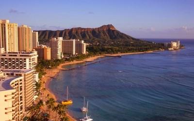 Full-service flights Australia to Hawaii from $666 return