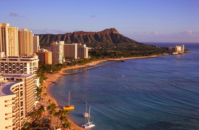 Fly Direct Australia to Hawaii from $304 Return!
