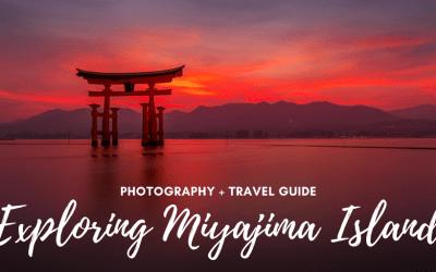 Exploring Miyajima Island