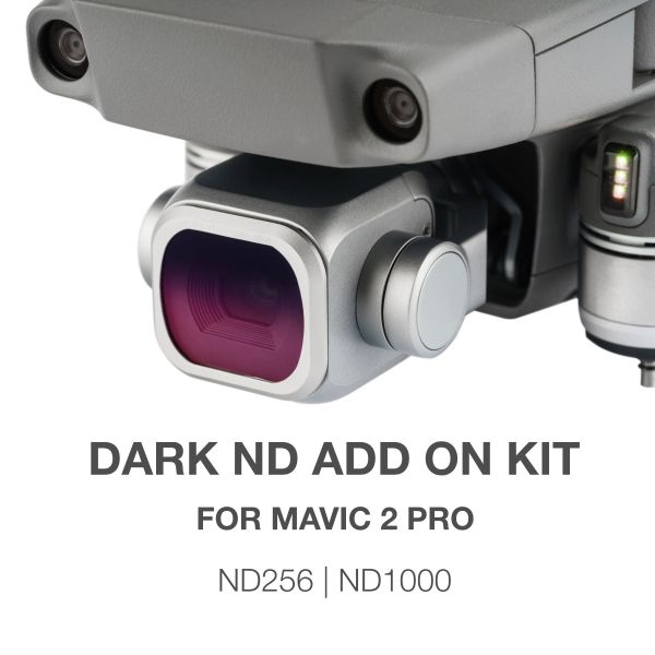 NiSi Dark ND Add-On Kit for Mavic 2 Pro