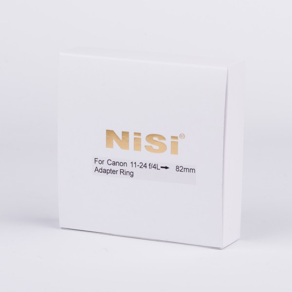 Nisi 82mm Filter Adapter Ring for Nisi 180mm Filter Holder (Canon 11-24mm)