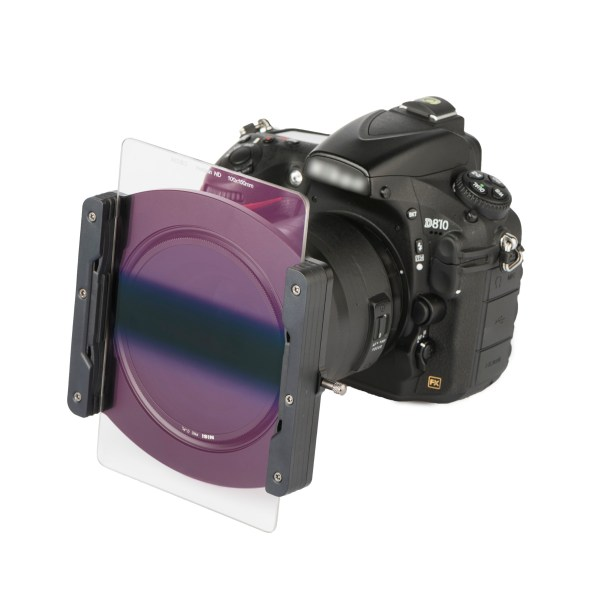 NiSi 100x150mm Horizon Neutral Density Filter – ND16 (1.2) – 4 Stop