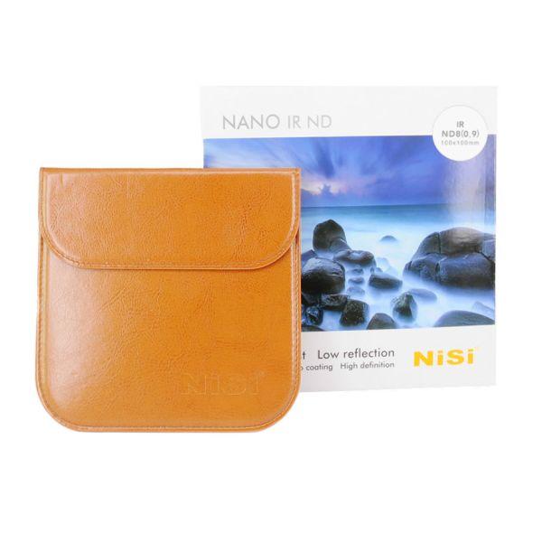 NiSi 100x100mm Nano IR Neutral Density filter – ND1000K (6.0) – 20 Stop Black Hole