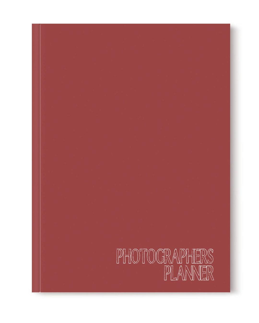 Photographers Planner
