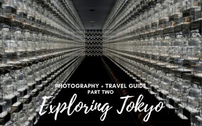 Exploring Tokyo-Part 2
