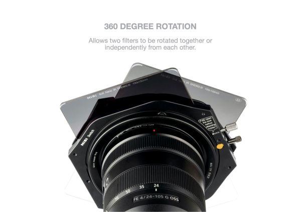 NiSi V6 Switch Kit – 100mm Filter Holder with Enhanced Landscape CPL & Switch
