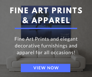 Fine Art Prints & Apparel