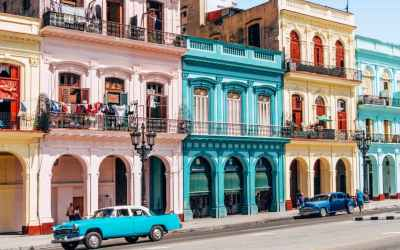 Fly to Cuba from $970 Return on United and Copa Airlines!
