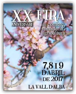 Fira Vall d'Alba 2017
