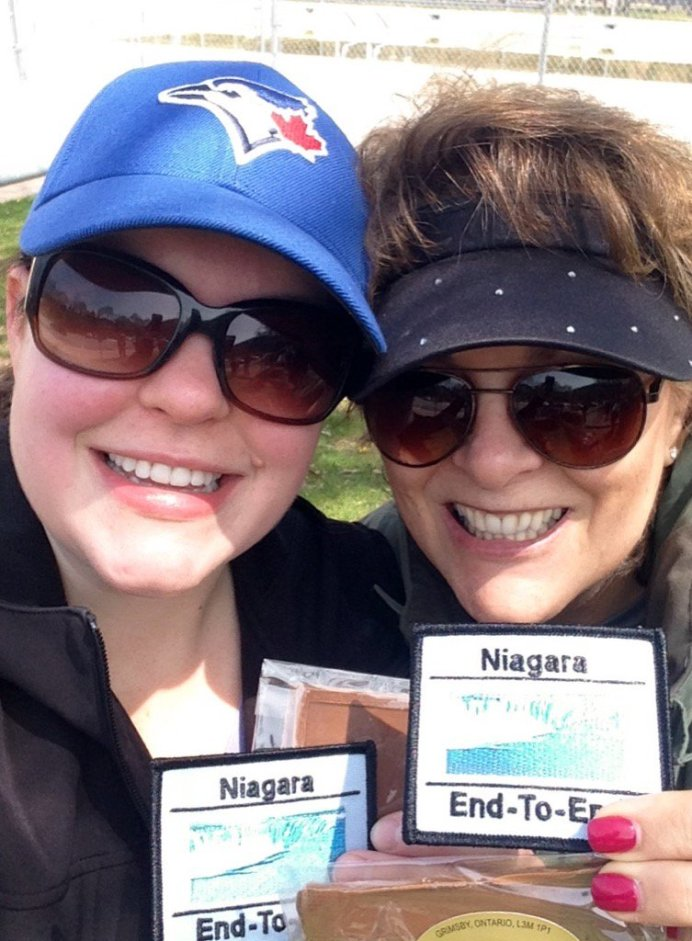 """Yes, we were also awarded chocolate """"Congratulations"""" bars. Which were inhaled immediately after this selfie."""