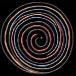 Spirale mehrfach