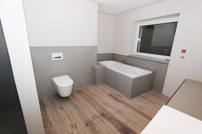 Fliesen Badezimmer | Badezimmer Beton Fliesen 4 Wieczorek Fliesen