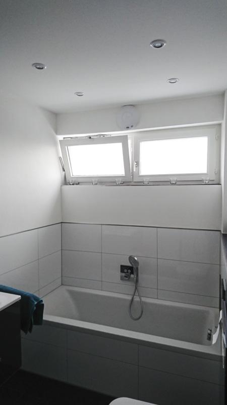 Privates Badezimmer - qualifizierte Fliesenleger aus Bayern