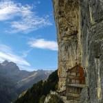 """""""Wildkirchli"""": Von Bären, Eremiten und Einsiedlern im Fels"""