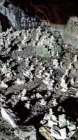 Bärengrab mit Steinmännern